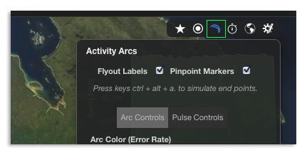 Description: Description: Actvity Arc on main panel