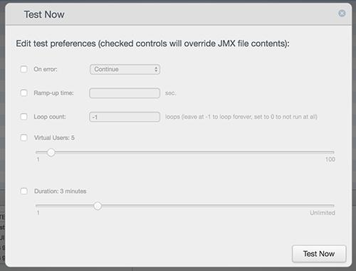 JMeter Preferences